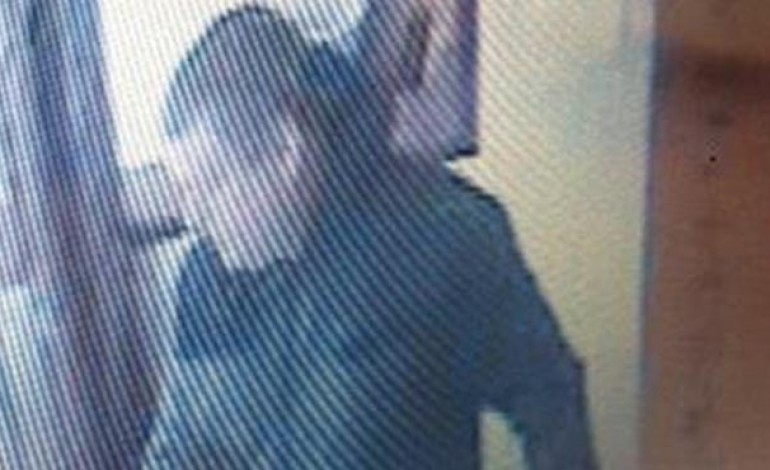 MAN WANTED AFTER LEGION THEFT
