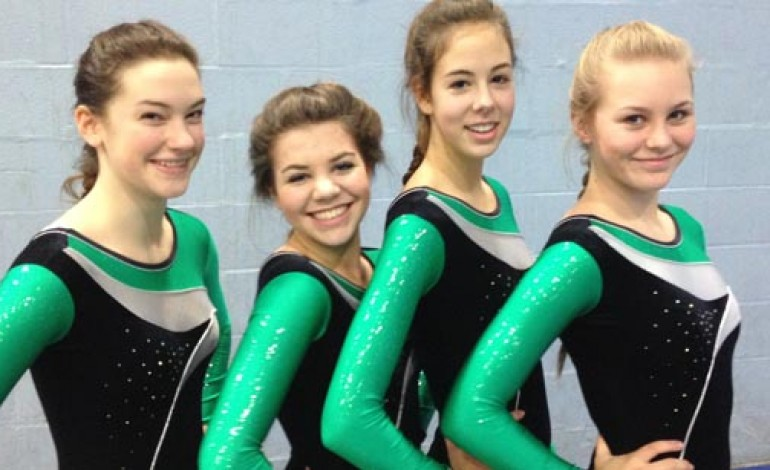 WOODHAM ACADEMY IN BRITISH SCHOOLS GYMNASTICS