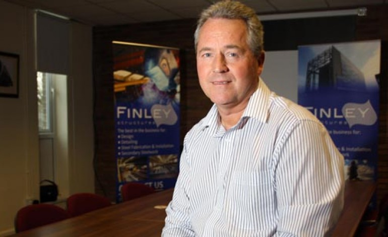 FINLEY CLOSE TO 'SORTING OUT' SANYO SITE