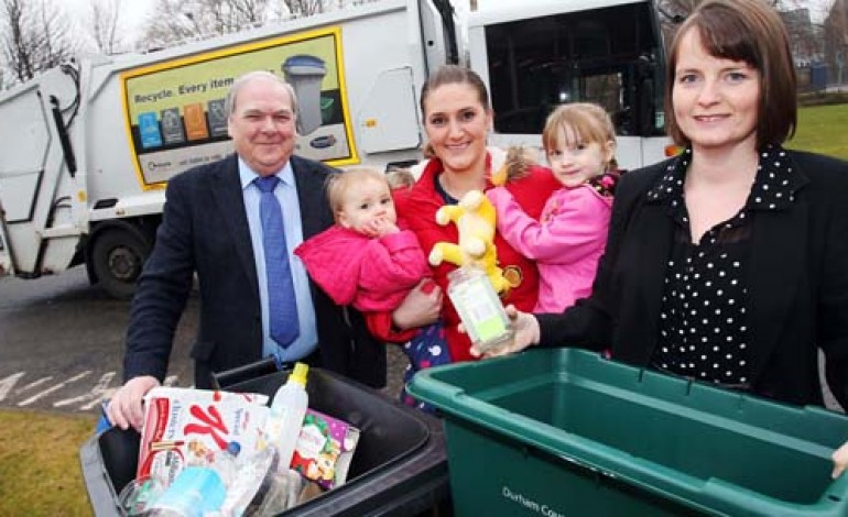 BOOST FOR RECYCLING