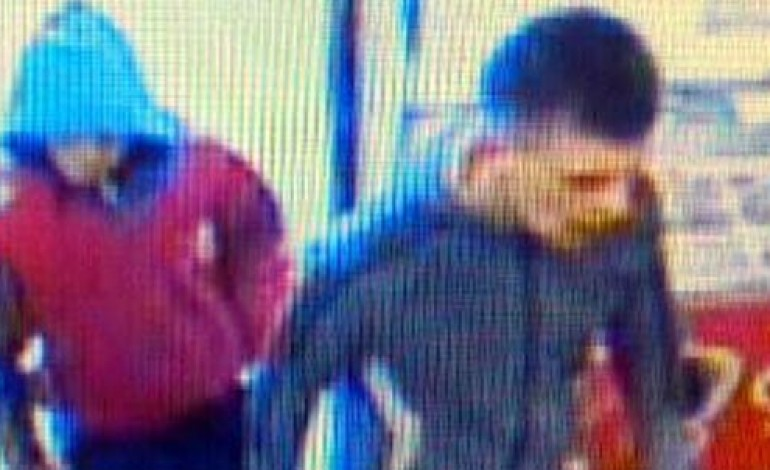 POLICE APPEAL AFTER BOOZEBUSTER THEFT