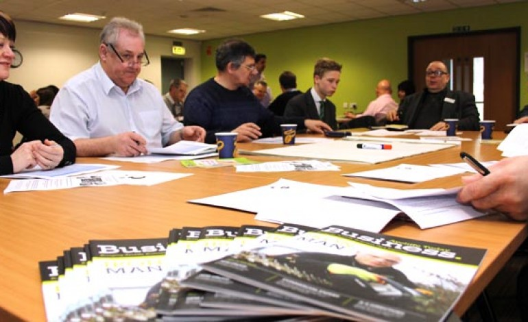 BUSINESS PARK 'ENGAGING EDUCATION'