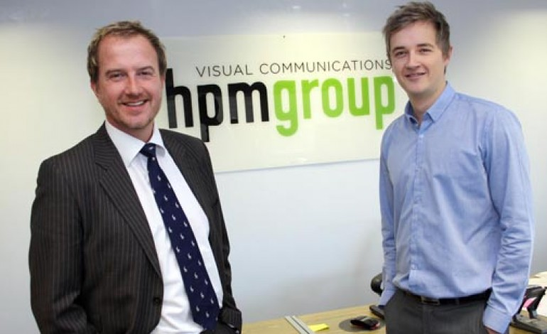 HPM INVEST IN VISUAL COMMUNICATIONS
