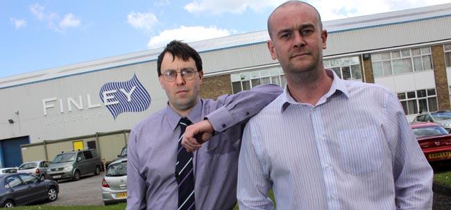 Andrew Workman and Chris Hodgson 4