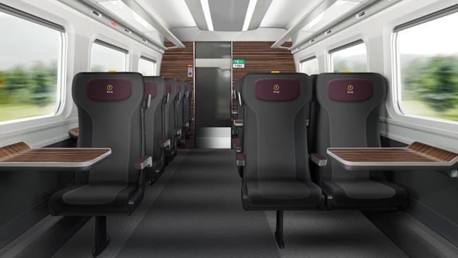 Hitachi First Class A