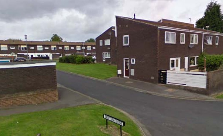 AYCLIFFE RESIDENT PLAGUED BY 'ANGRY GHOST'