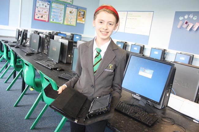 Woodham Girls Excel at Computing