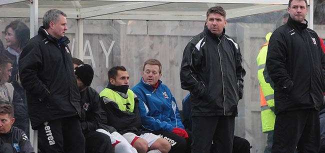 darlo bench at aycliffe