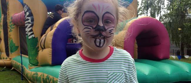 summer fair at woodham