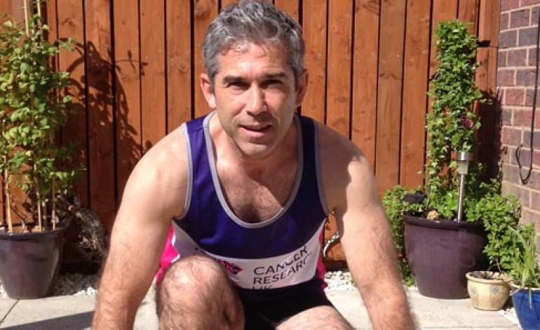 NEWTONIAN TO RUN GREAT NORTH RUN BAREFOOTED!