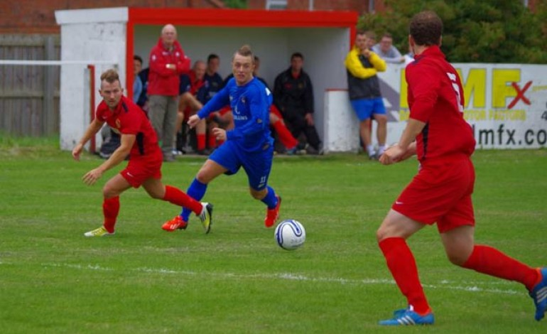AYCLIFFE FA CUP PICTURE GALLERY