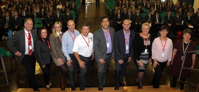 Aycliffe Apprenticeship Awareness Programme