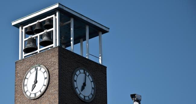 Aycliffe Town Clock