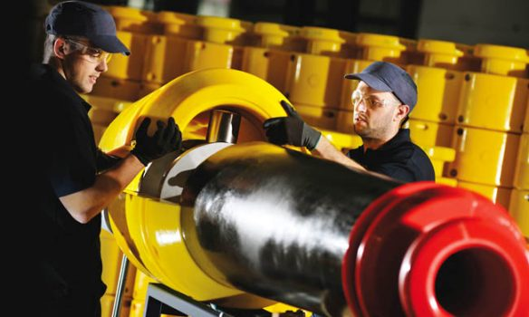 Multi-million pound deal for Tekmar as Aycliffe firm hits 60 windfarm milestone