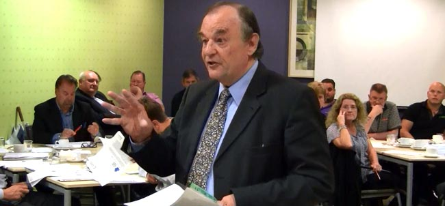 professor gary holmes