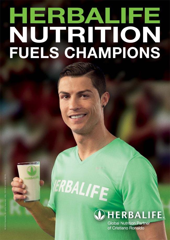 Image Library - Sports Sponsorship - Cristiano Ronaldo - Marketi