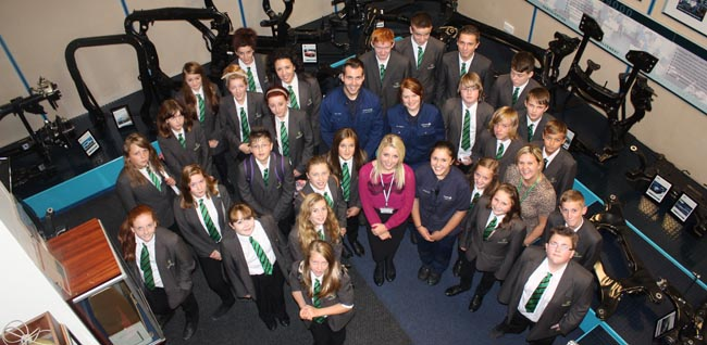 woodham academy apprenticeship awareness programme 2
