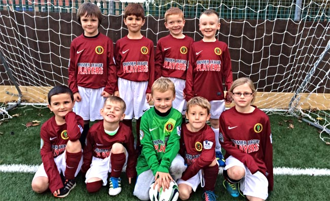 Newton Aycliffe Junior Football Club U7