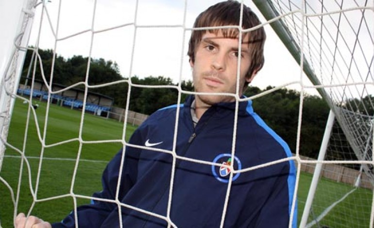 GOALKEEPER RETURNS TO AYCLIFFE