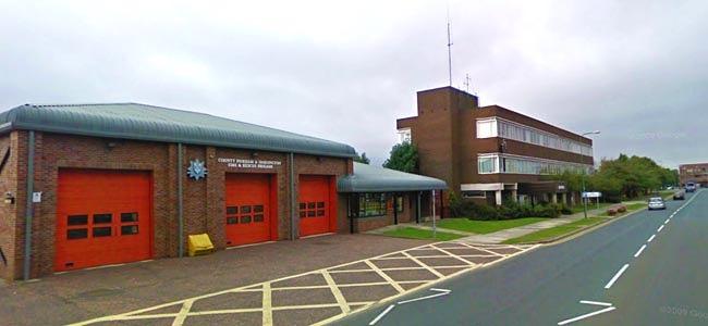 fire brigade central avenue