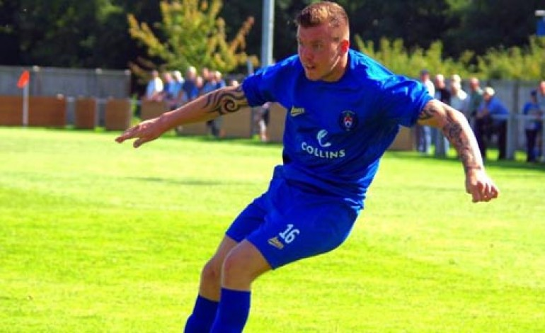 EX-SHILDON STRIKER RELISHING LOCAL DERBY