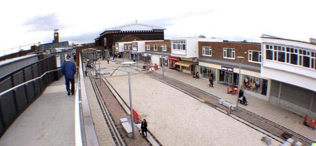 newton aycliffe town centre