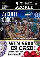 Aycliffe Today People Christmas Edition COVER