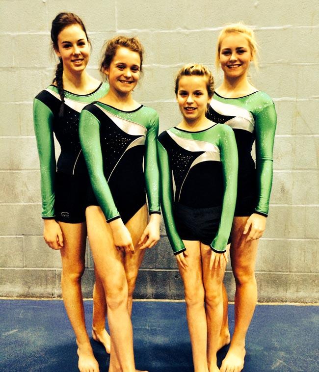 woodham gymnasts