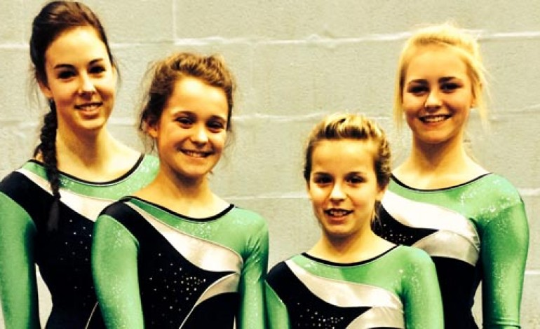 EXCELLENT START FOR WOODHAM GYMNASTS