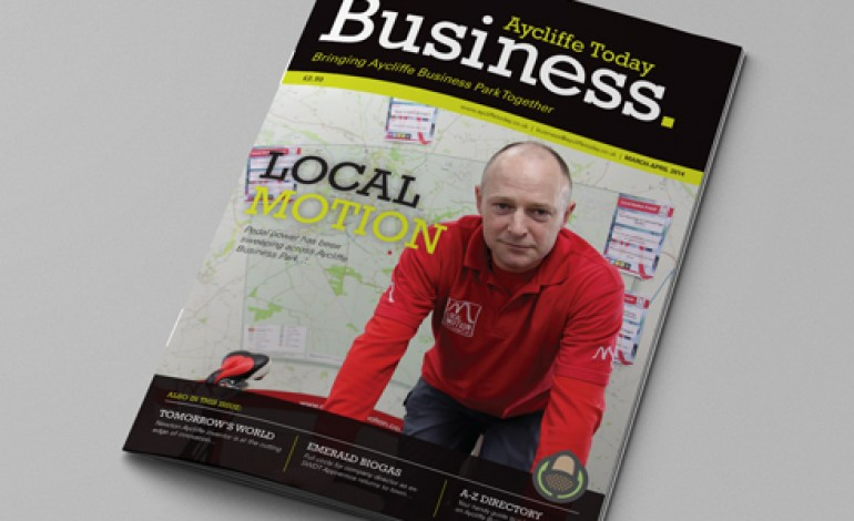 AYCLIFFE TODAY BUSINESS OUT NOW!