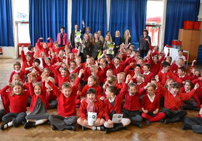 Woodham Burn Community Primary School 2