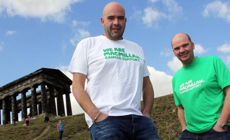 EX-AYCLIFFE PUBLICAN SMASHES £10k CHARITY TARGET