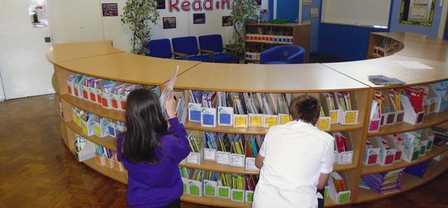 stephenson way librarians