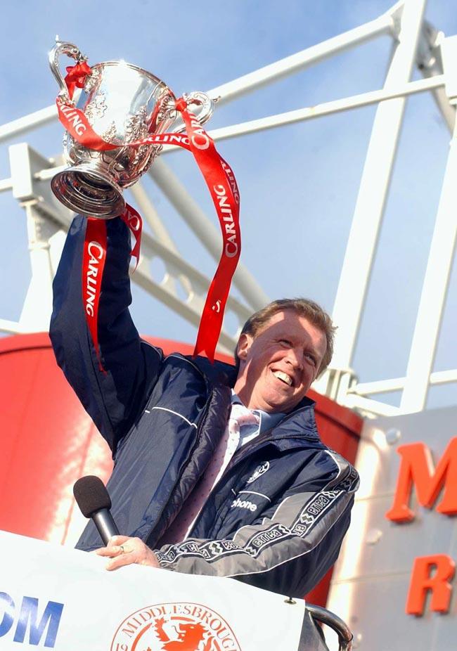 steve mcclaren league cup win 2004