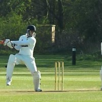 CRICKET TEAM LOSE OPENING GAME