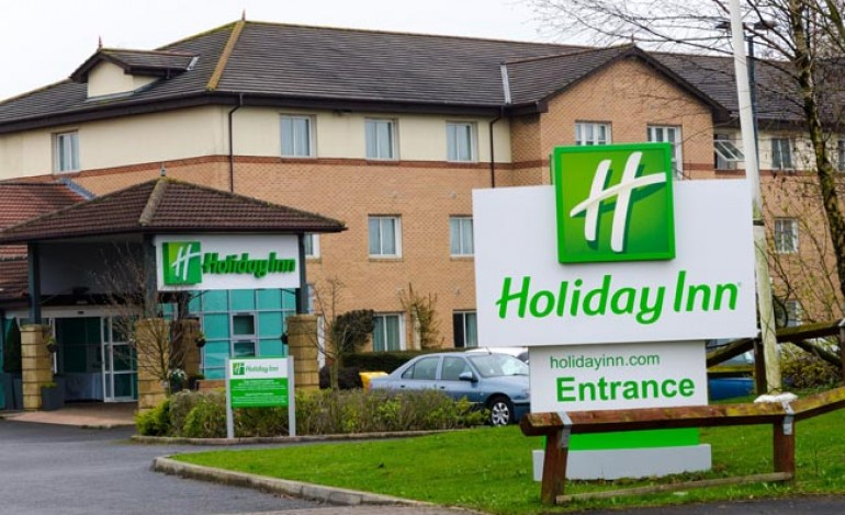 HOLIDAY INN OPENS ON AYCLIFFE BUSINESS PARK
