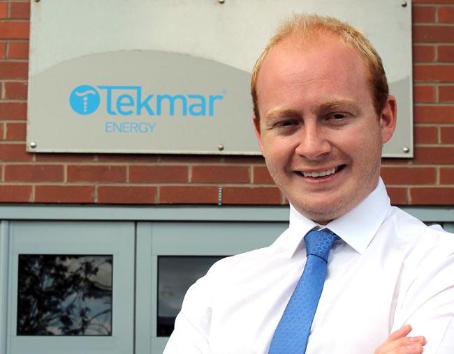 James Ritchie - Tekmar Energy