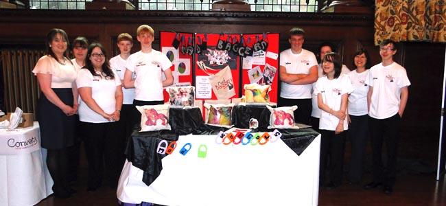 woodham enterprise students