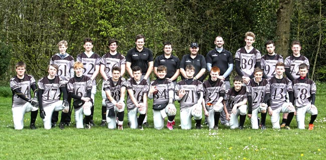 woodham warriors