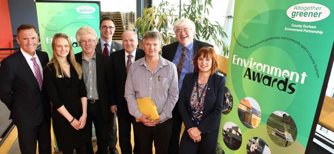 Nominations open for County Durham Environment Awards