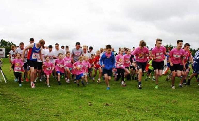 Aycliffe Fun Run this weekend