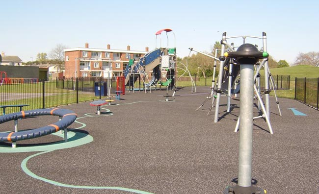 Moore Lane play area