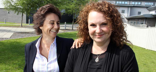 ABPC Make Your Mark Kerina Clark and Rachel Townsend Green