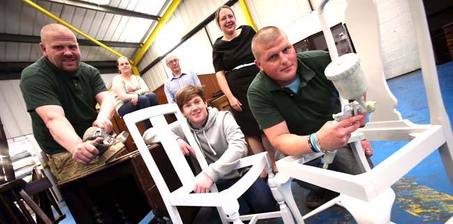 county durham furniture help scheme