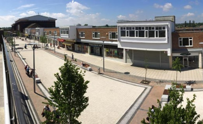 DATE SET FOR TOWN CENTRE DEVELOPMENT