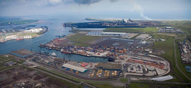PD PORTS TO INVEST £3M IN NEW RAIL TERMINAL