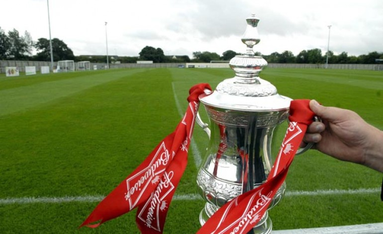 Aycliffe bag FA Cup home draw with North Ferriby Utd