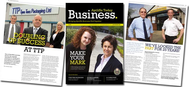 Aycliffe Today Business