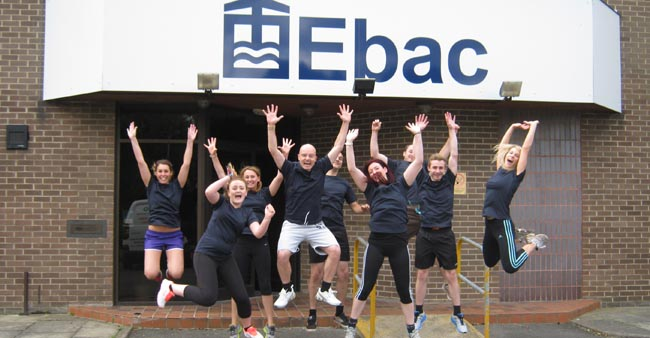 ebac staff river rat race