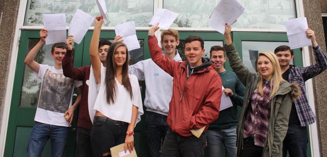 woodham academy exam results